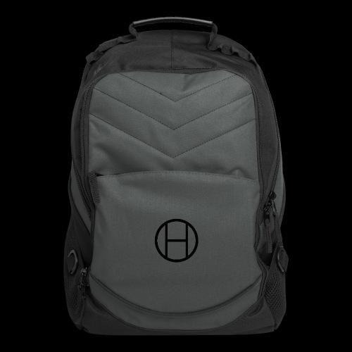 logo premium tee - Computer Backpack