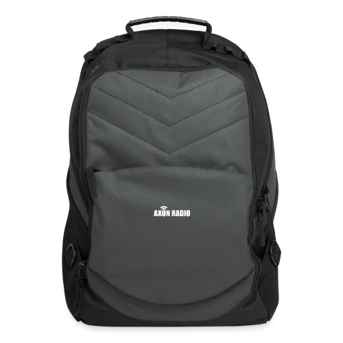 Axon Radio   White night apparel. - Computer Backpack