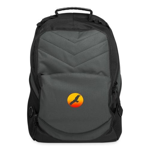 eagle sunset - Computer Backpack