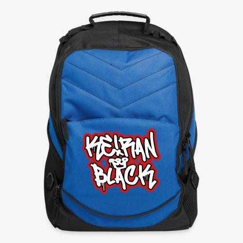 KB Tritone Wordmark - Computer Backpack