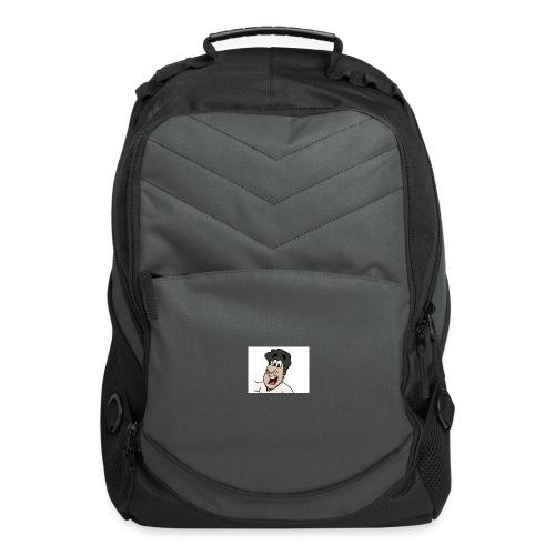 crunchy mumkey - Computer Backpack