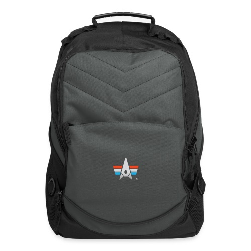 BHK Icon full color stylized TM - Computer Backpack
