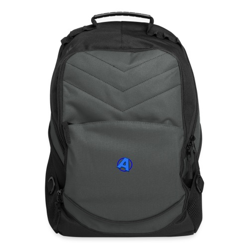 Awesomegamer Logo - Computer Backpack