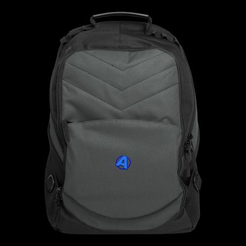 Awesomegamer Logo - Computer Backpack
