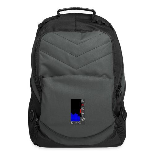 Lazy Eye Blocks - Play - Computer Backpack
