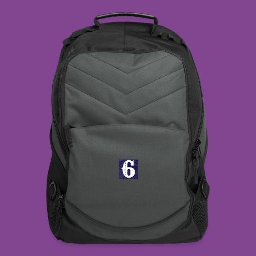 W6logo - Computer Backpack
