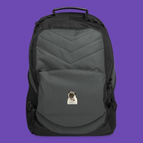 Good times goodbye good boy. - Computer Backpack