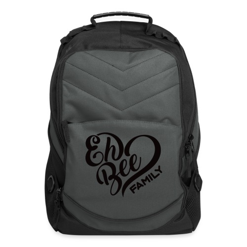 EhBeeBlackLRG - Computer Backpack