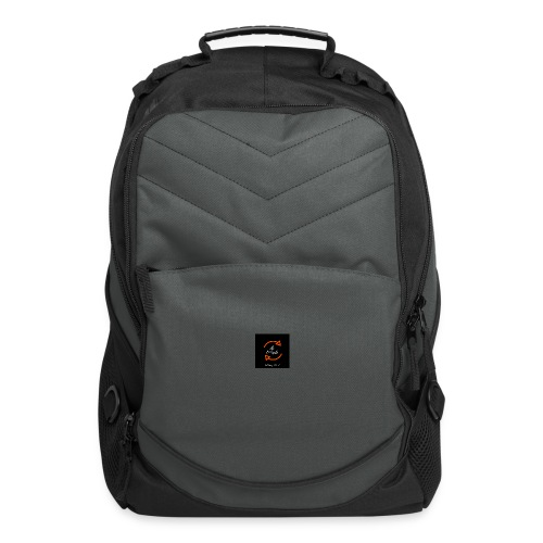 my logo - Computer Backpack