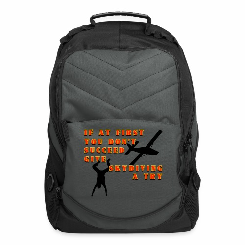 Try Skydiving - Computer Backpack