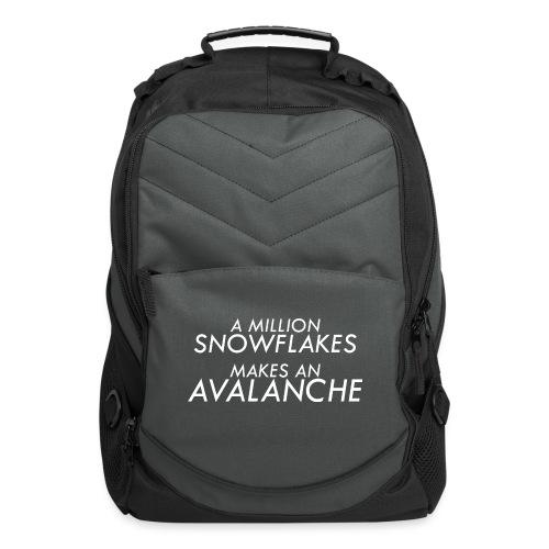Liberal Snowflakes - Computer Backpack