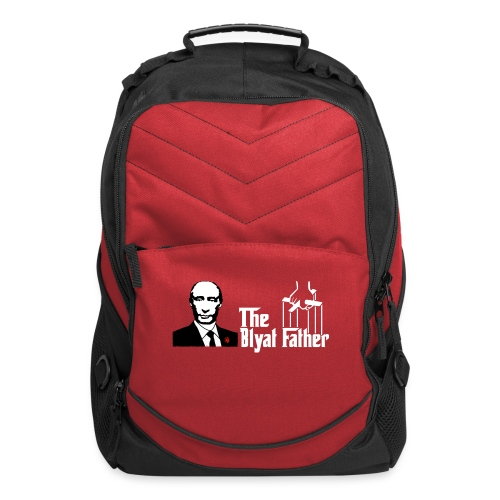 The Blyat Father - Computer Backpack