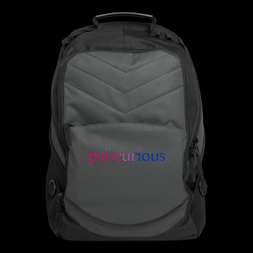 psicurious - Computer Backpack