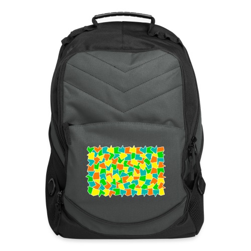 Dynamic movement - Computer Backpack