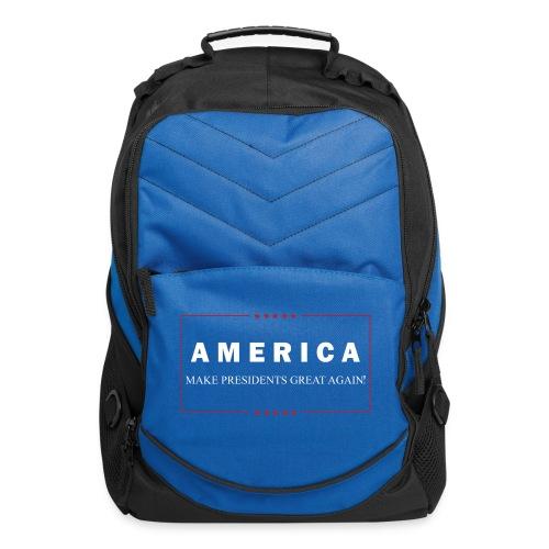 Make Presidents Great Again - Computer Backpack
