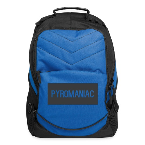PyroManiac Clothing Line - Computer Backpack