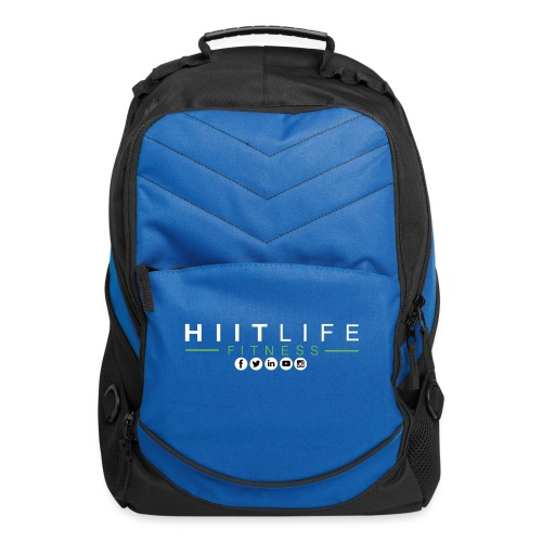 hlfsocialwht - Computer Backpack