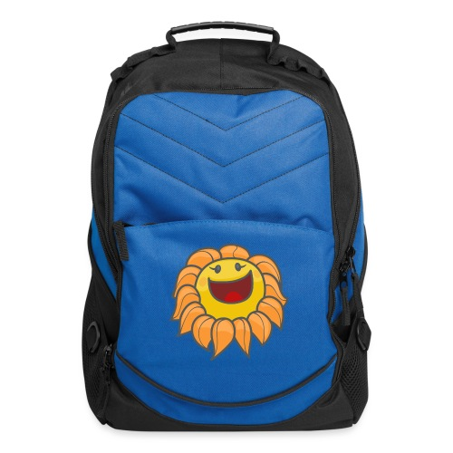 Happy sunflower - Computer Backpack