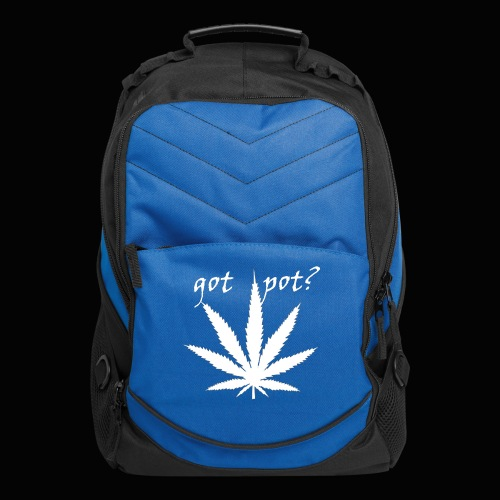 got pot? - Computer Backpack