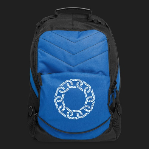 Brotherhood Hex Design - Computer Backpack
