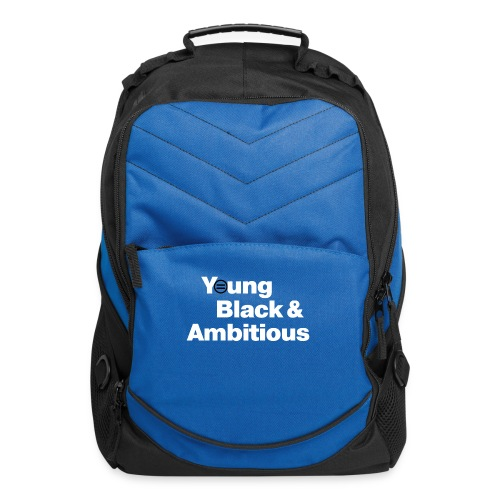 YBA Red and Blue Shirts2 - Computer Backpack