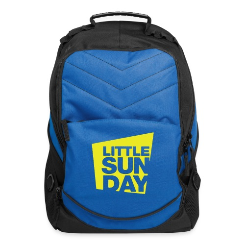 littleSUNDAY Official Logo - Computer Backpack