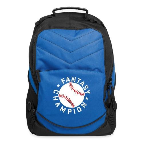 Fantasy Baseball Champion - Computer Backpack