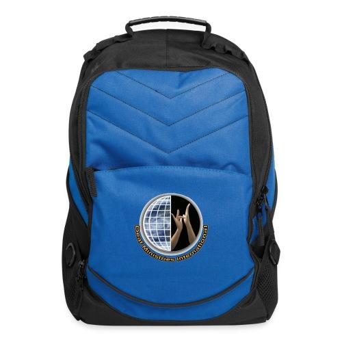 DMI Color Logo - Computer Backpack