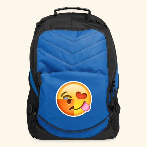 E Tees , Unique , Love , Cry, angry - Computer Backpack