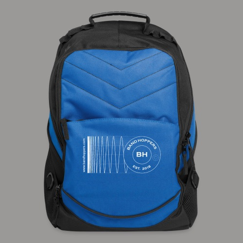 BandHoppers Logo #1 - Computer Backpack