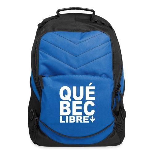 Québec libre - Computer Backpack