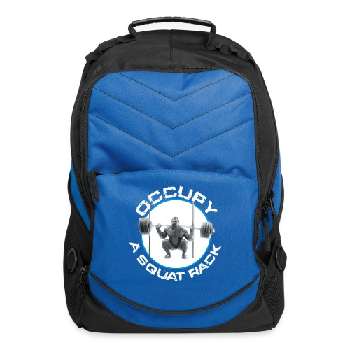 occupysquat - Computer Backpack