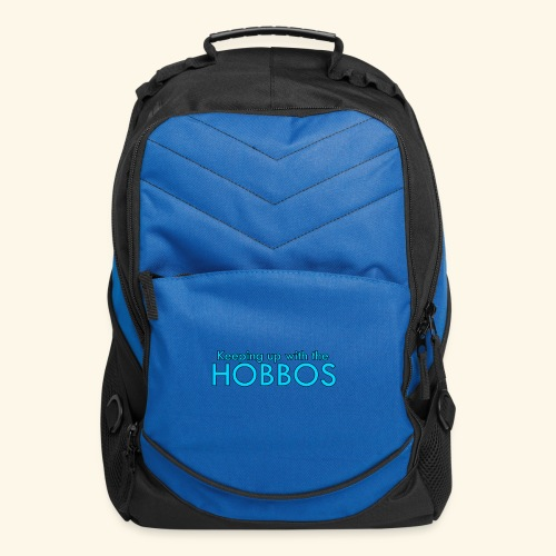 KEEPING UP WITH THE HOBBOS | OFFICIAL DESIGN - Computer Backpack