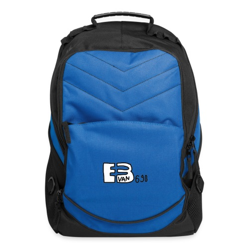 Evan3690 Logo - Computer Backpack