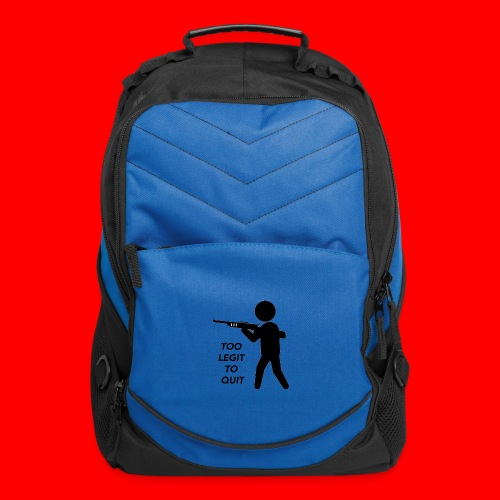 OxyGang: Too Legit To Quit Products - Computer Backpack
