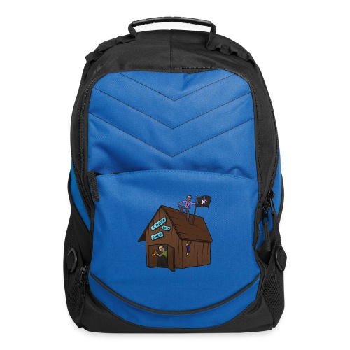 Cody's Sock Shed - Computer Backpack