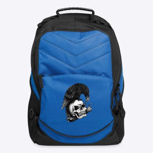 Skull Crow - Computer Backpack