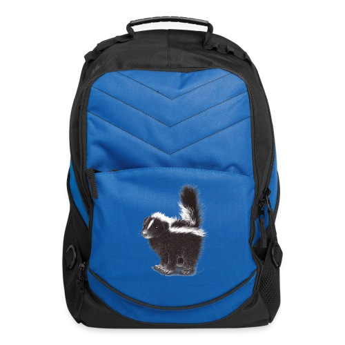 Cool cute funny Skunk - Computer Backpack