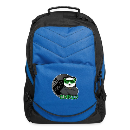 Emerald Logo - Computer Backpack