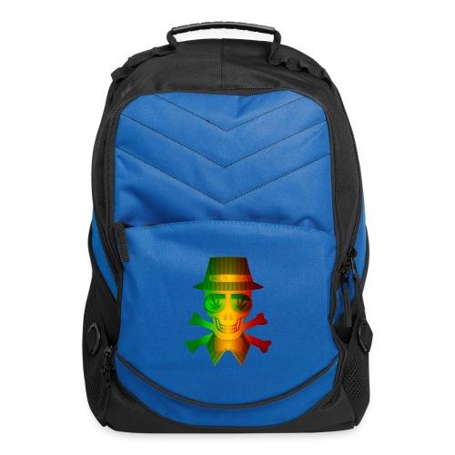 Rasta Man Rebel - Computer Backpack