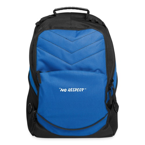 No Respect - Computer Backpack