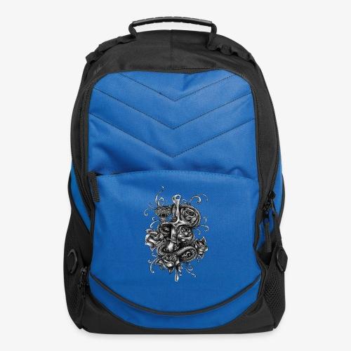 Dagger And Snake - Computer Backpack
