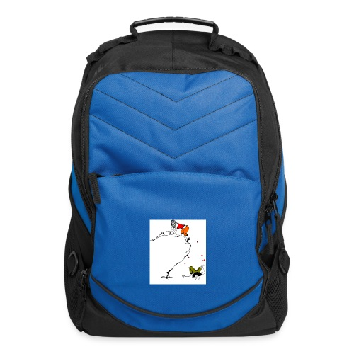 Lady Climber - Computer Backpack