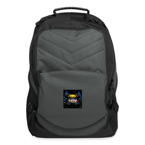 ones wolverine was a king!! - Computer Backpack