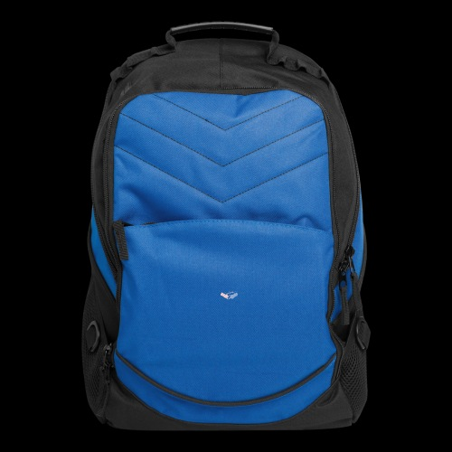 Black T-Shirt - Seventeen - Computer Backpack