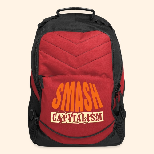 Smash Capitalism - Computer Backpack