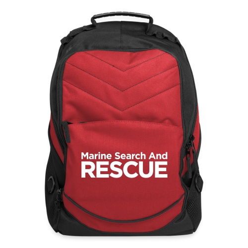 Marine Search and Rescue - Computer Backpack