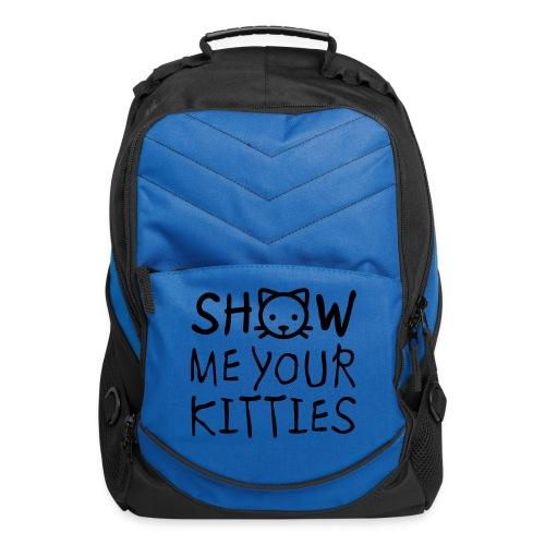 Show Me Your Kitties Mug - Computer Backpack