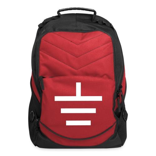 GROUNDED - BASEBALL CAP - Computer Backpack
