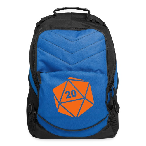 D20 Winter Toque - Computer Backpack
